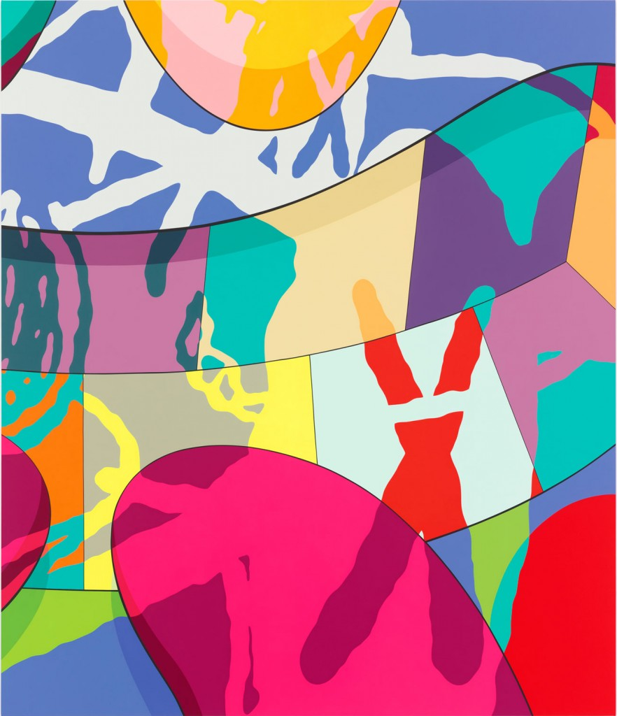A Shared Space: KAWS, Wirsum, Gokita – Newcomb Art Museum