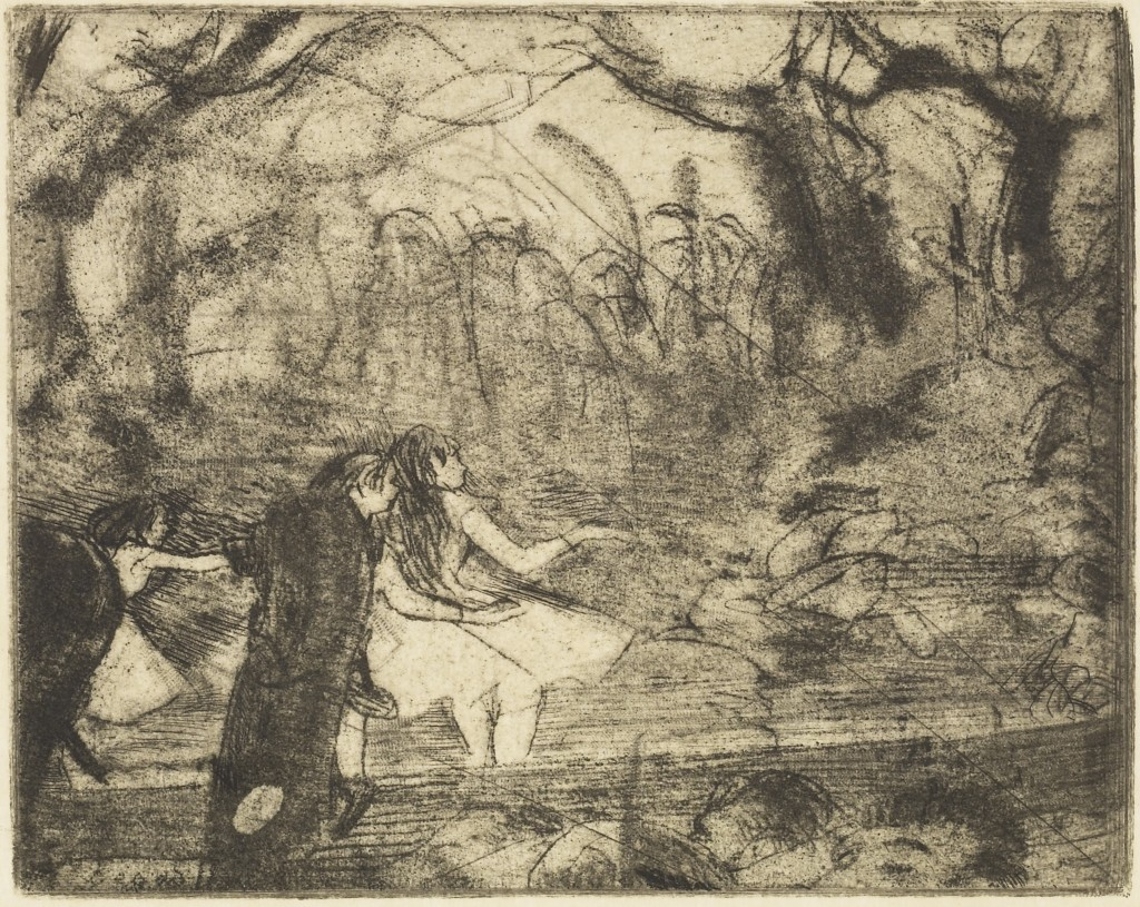Alfred State University >> Edgar Degas: The Private Impressionist – Newcomb Art Museum