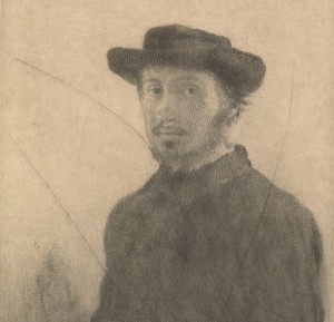 Degas, Self-Portrait