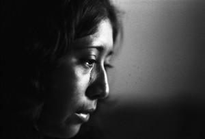 Julián Cardona, Dulce Yolanda Gálvez, 19, from Jonacatepec, Morelos, tried to reunite with her parents and two brothers, 2005