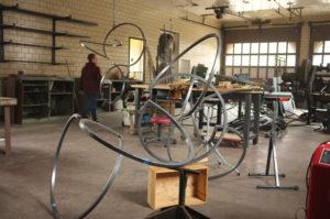Dee Briggs studio