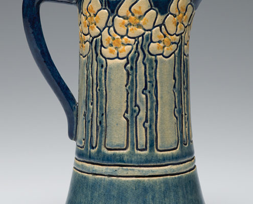 "Erin ""Effie"" Shepard, Mock orange creamer, c. 1906"